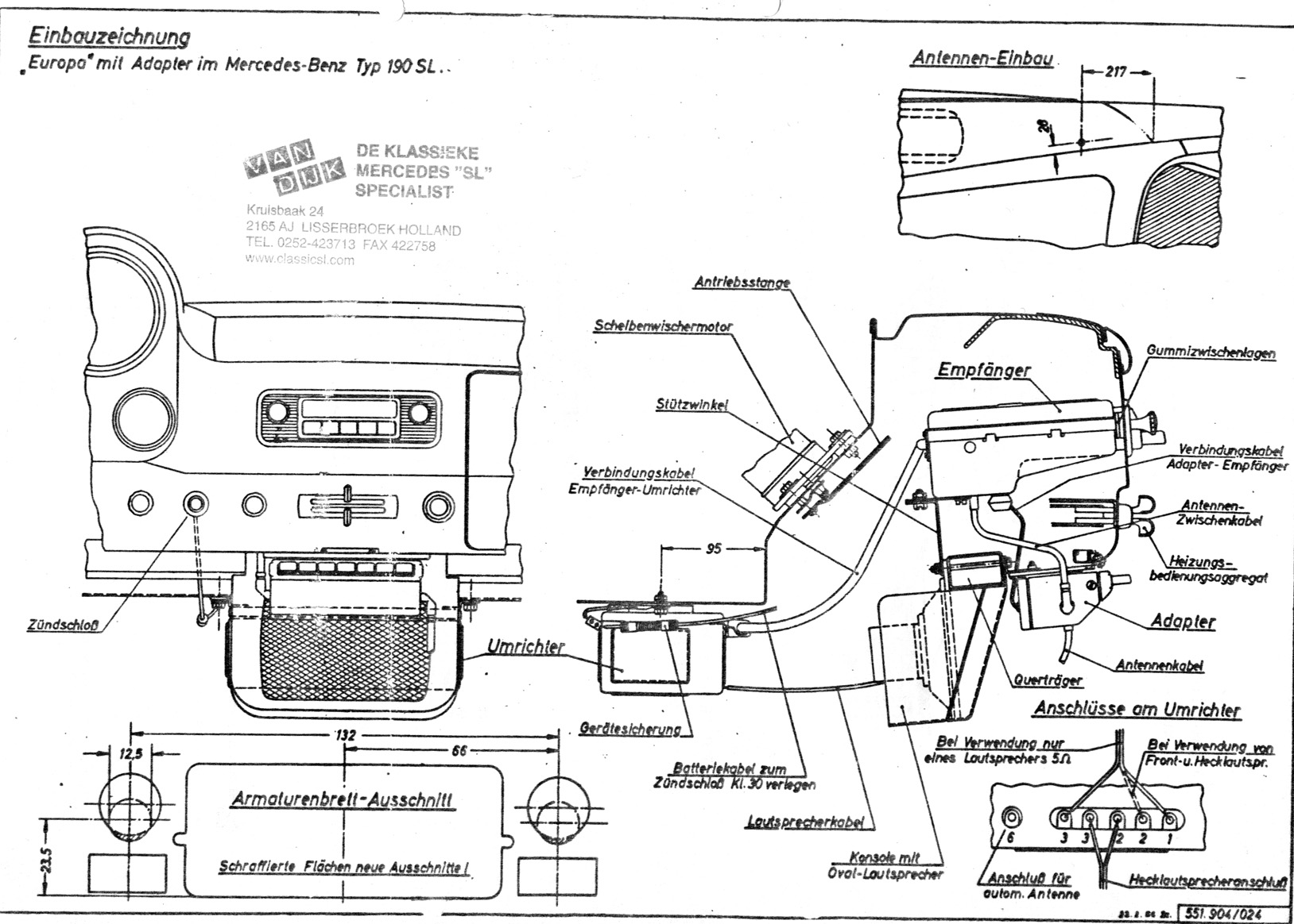Becker Wiring Diagram Sl Technical Information Can Someone Please Pagsta Tube Click Image For Larger Version Installationinstructions 1 Views 614 Size W Stereo