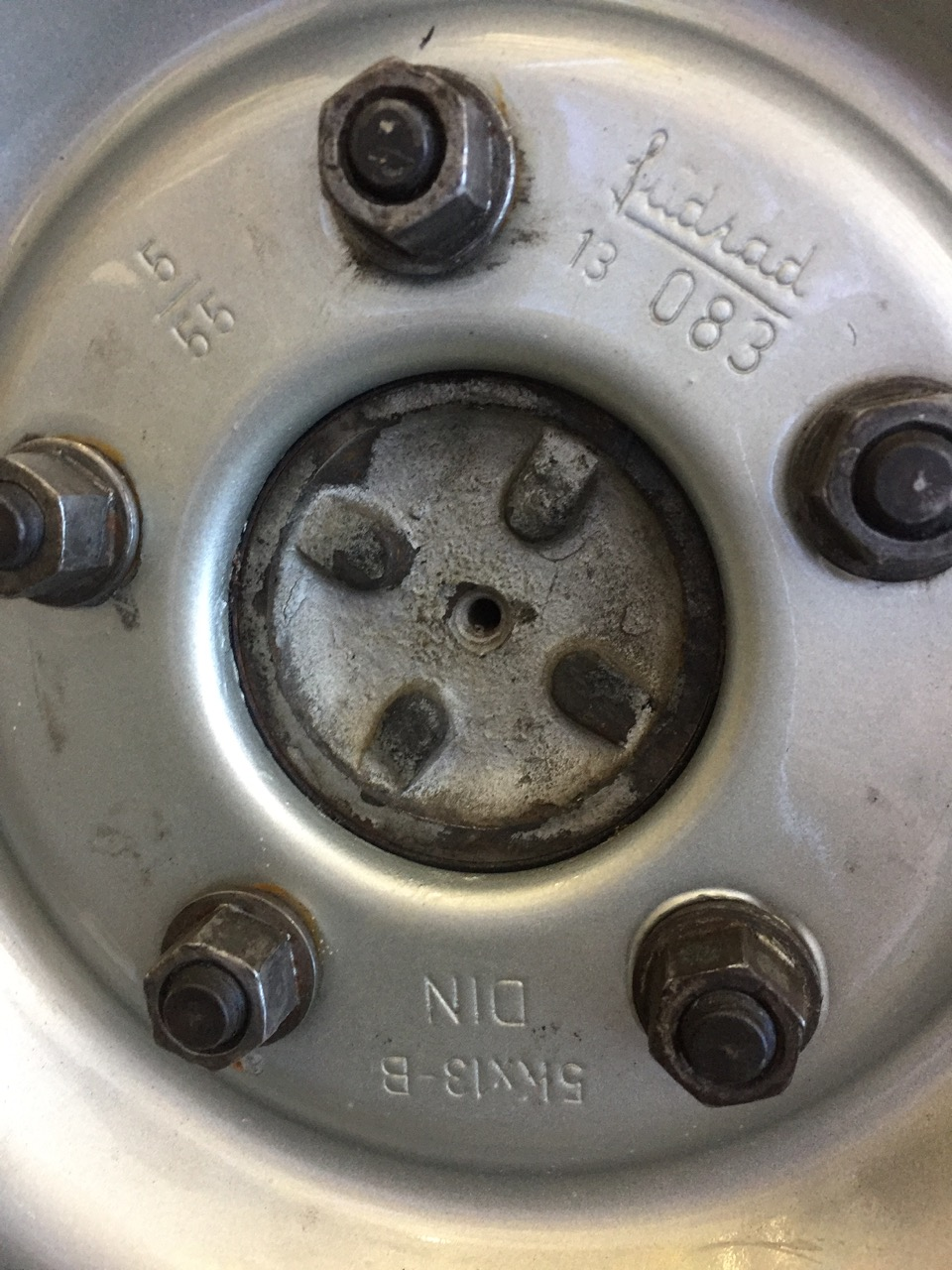Chrome wheel ring or not?